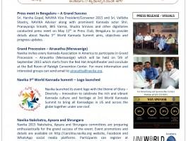 Navika Minchina Suddi - June Edition