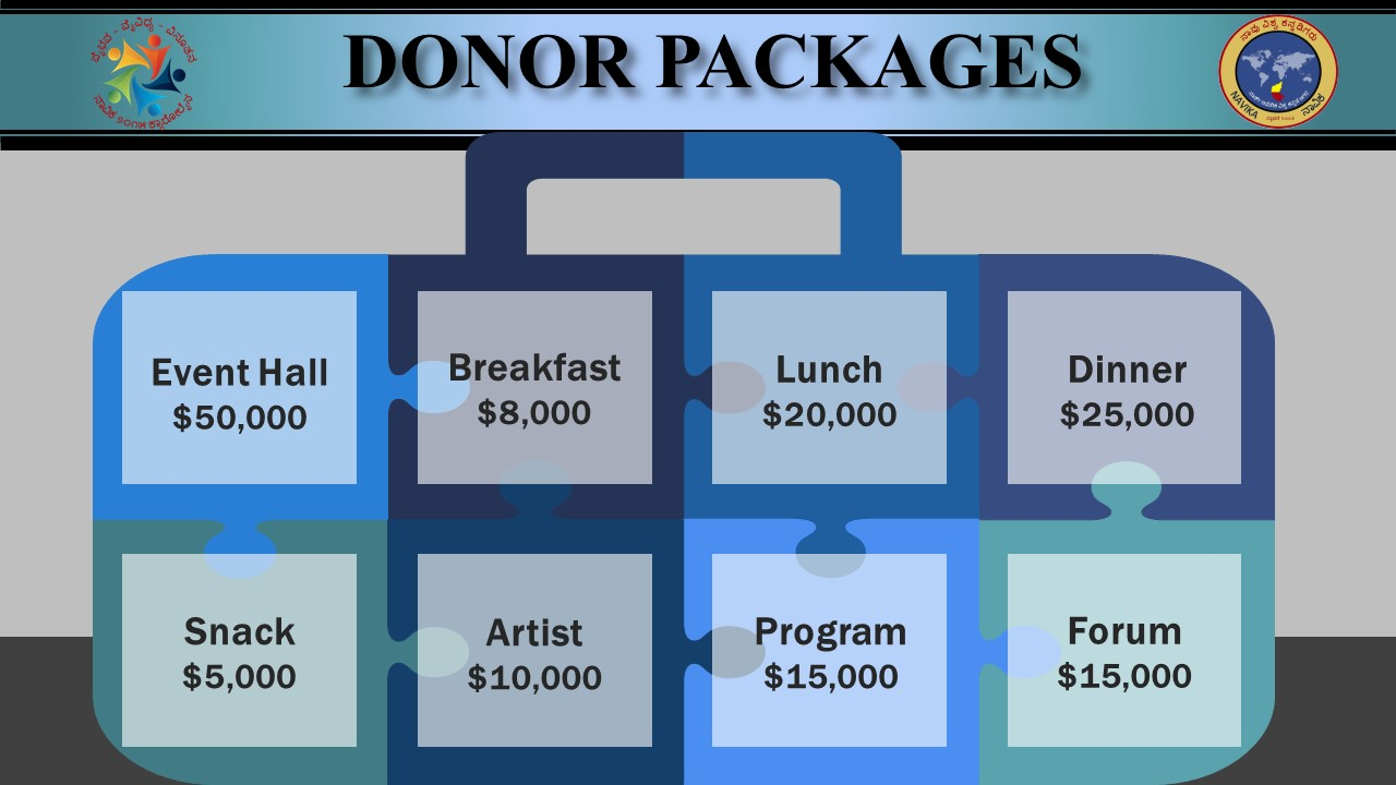 DONOR PACKAGEs