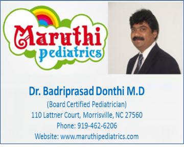 Dr. Badriprasad Donthi